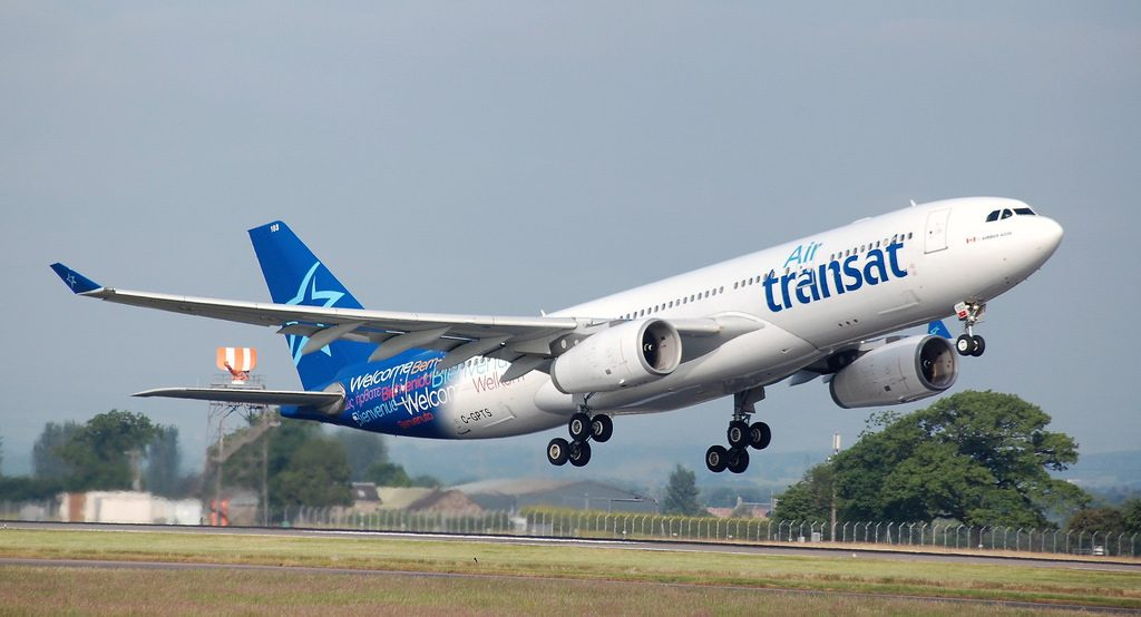 C GPTS Airbus A330 200 Air Transat widebody aircraft fleet photos