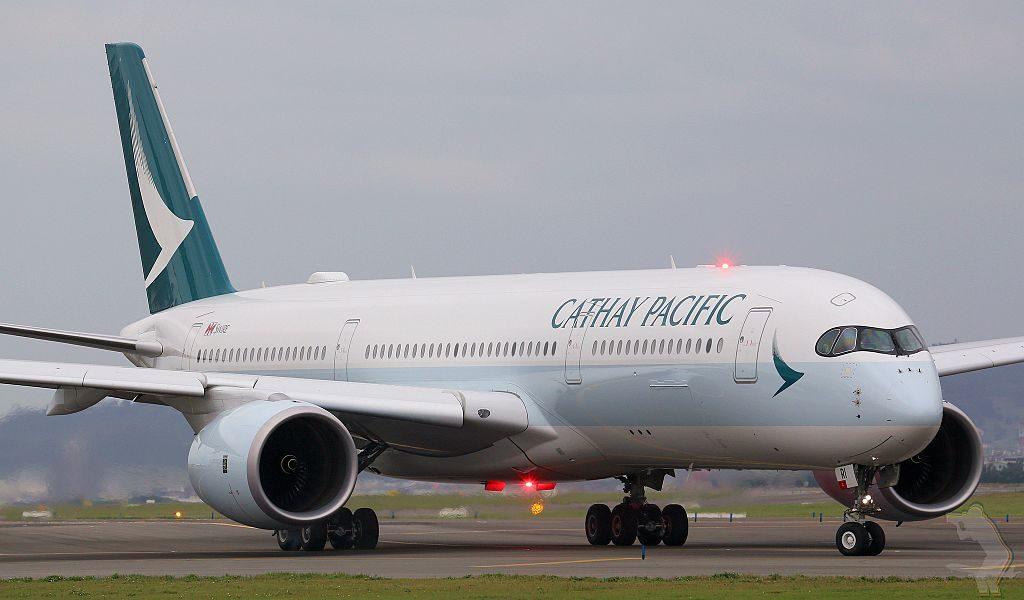 Cathay Pacific B LRI Airbus A350 900 XWB Aircraft Photos