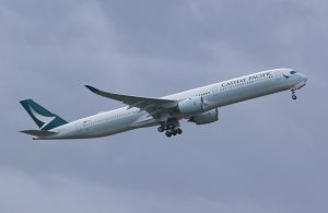 Cathay Pacific B LXH Airbus A350 1000 Aircraft Photos