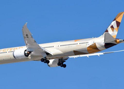 Etihad Airways A6 BMA Boeing 787 10 Dreamliner Aircraft Photos