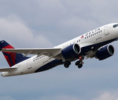 N101DU Delta Air Lines Aircraft Fleet Airbus A220 100 Photos