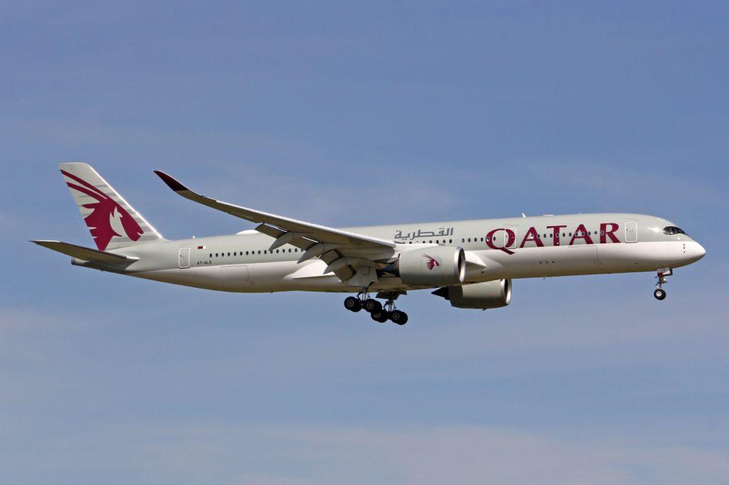 Qatar Airways A7 ALS Airbus A350 900 XWB Aircraft Photos