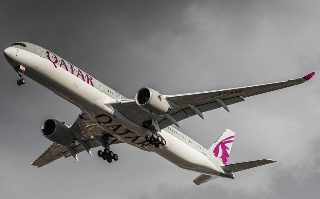 Qatar Airways Airbus A350 1041 A7 ANC XWB aircraft photos