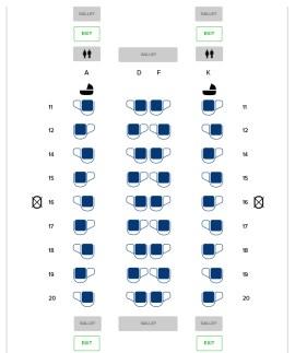 Singapore Airlines Fleet Boeing 787-10 Dreamliner Details ...