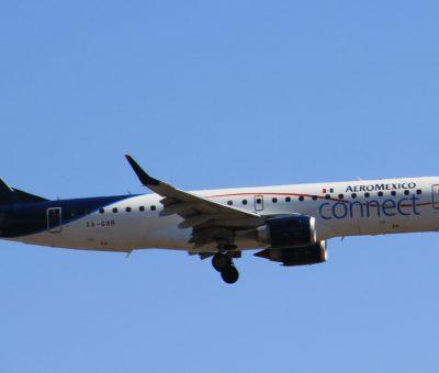 Aeromexico Connect XA GAR Embraer ERJ 190