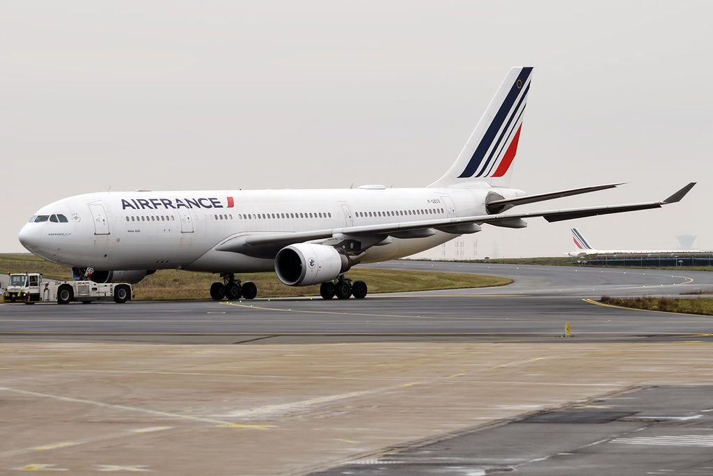 Air France F GZCO Airbus A330 203 Wide body aircraft photos