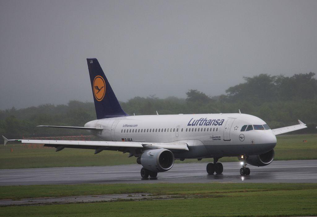 D AILA Airbus A319 114 cn 609 Frankfurt an der Oder Lufthansa