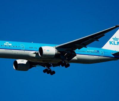PH BQP Boeing 777 200ER KLM Pont du Gard at John F. Kennedy International Airport