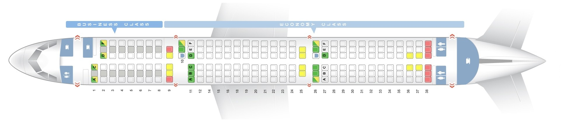 Learn These Airbus A321 Seating Capacity {Swypeout}