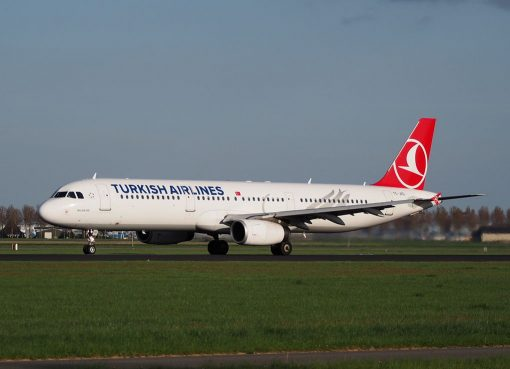 TC JRD Turkish Airlines Airbus A321 231 Balıkesir takeoff from Polderbaan Schiphol AMS EHAM
