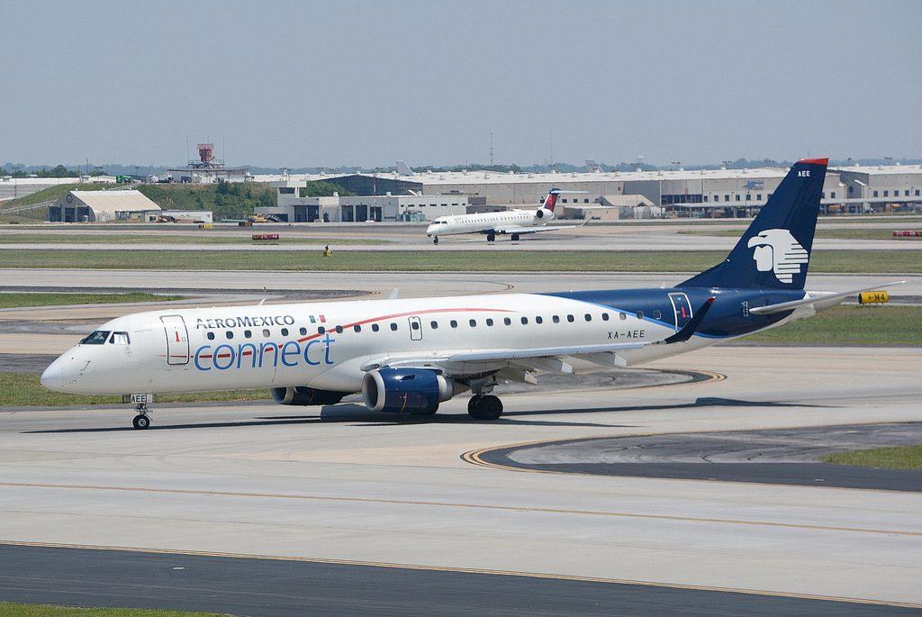 XA AEE Aeroméxico Connect Embraer ERJ 190AR