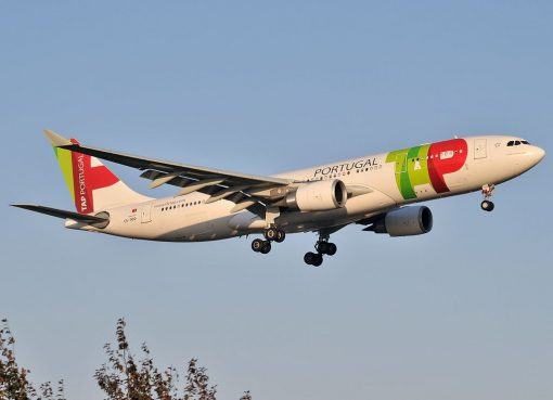 Airbus A330 202 TAP Portugal CS TOO Fernão de Magalhães at Lisbon Portela Airport
