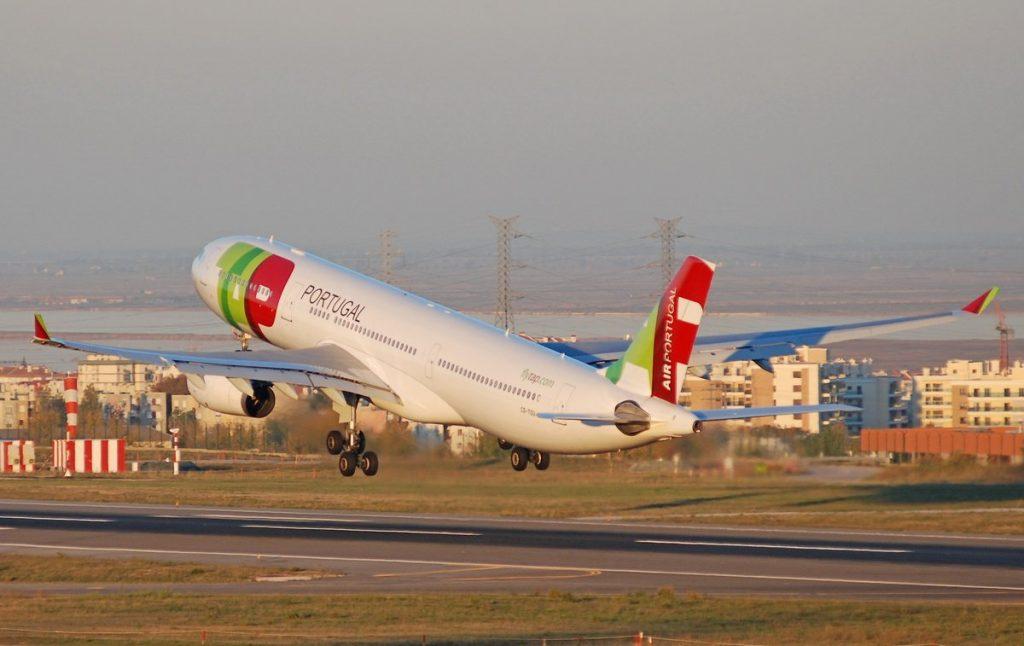 Airbus A330 343 CS TOU TAP Air Portugal John dos Passos