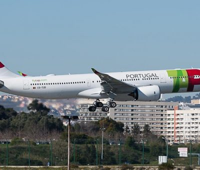 Airbus A330neo CS TUD TAP Air Portugal Delivery Flight