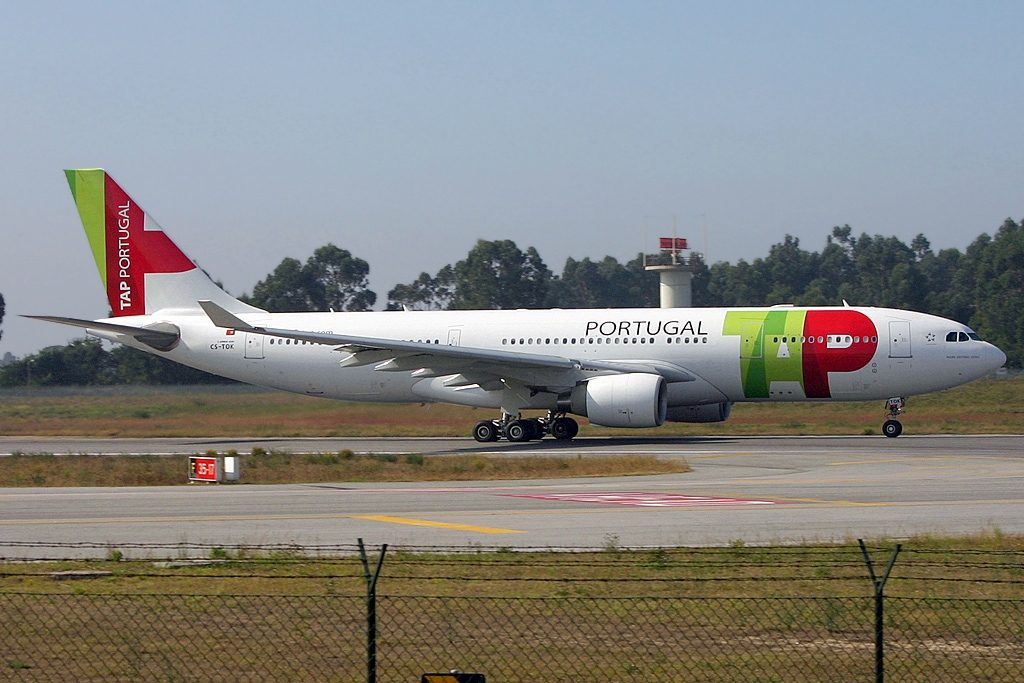 CS TOK Airbus A330 223 Padre Antonio Vieira of TAP Portugal at Porto International Airport