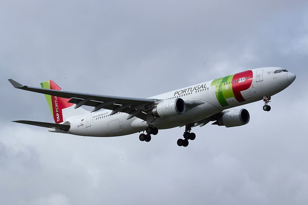 CS TON Airbus A330 202 João XXI of TAP Portugal at Lisbon Portela Airport