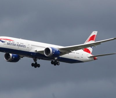 G ZBKB Boeing 787 9 Dreamliner British Airways at London Heathrow Airport