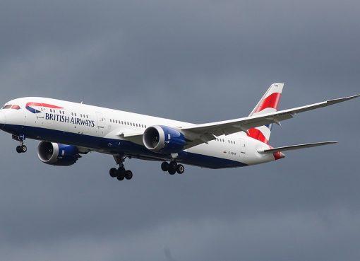 G ZBKB Boeing 787 9 Dreamliner British Airways at London Heathrow Airport