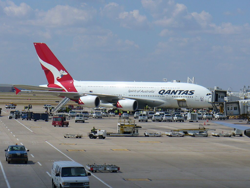 Qantas Fleet Airbus A380 800 Details And Pictures