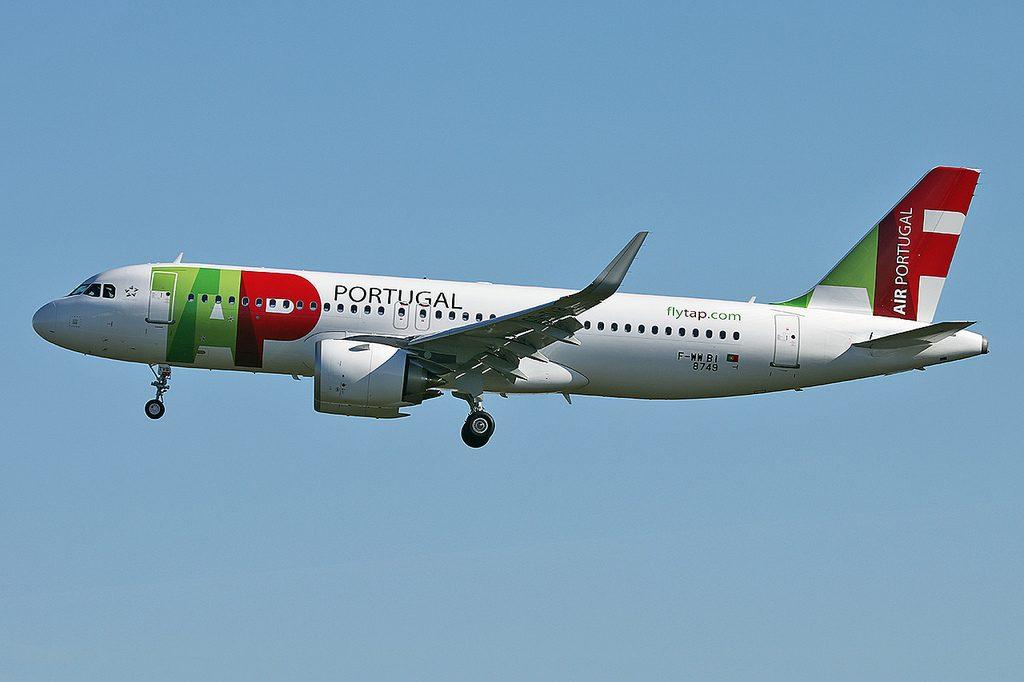 TAP Air Portugal Airbus A320neo CS TVB Aircraft Photos