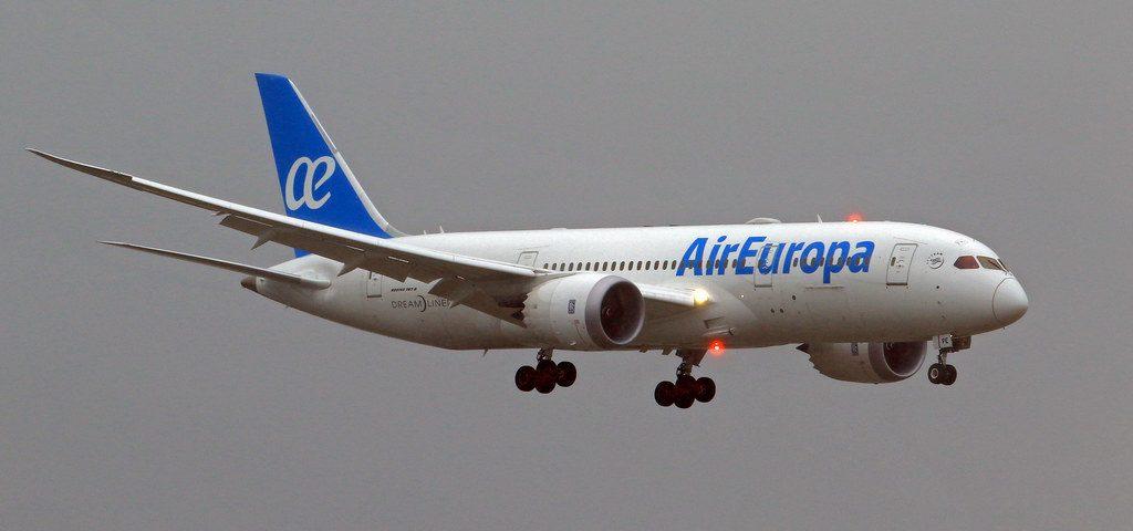 Air Europa EC MPE Boeing 787 8 Dreamliner Photos
