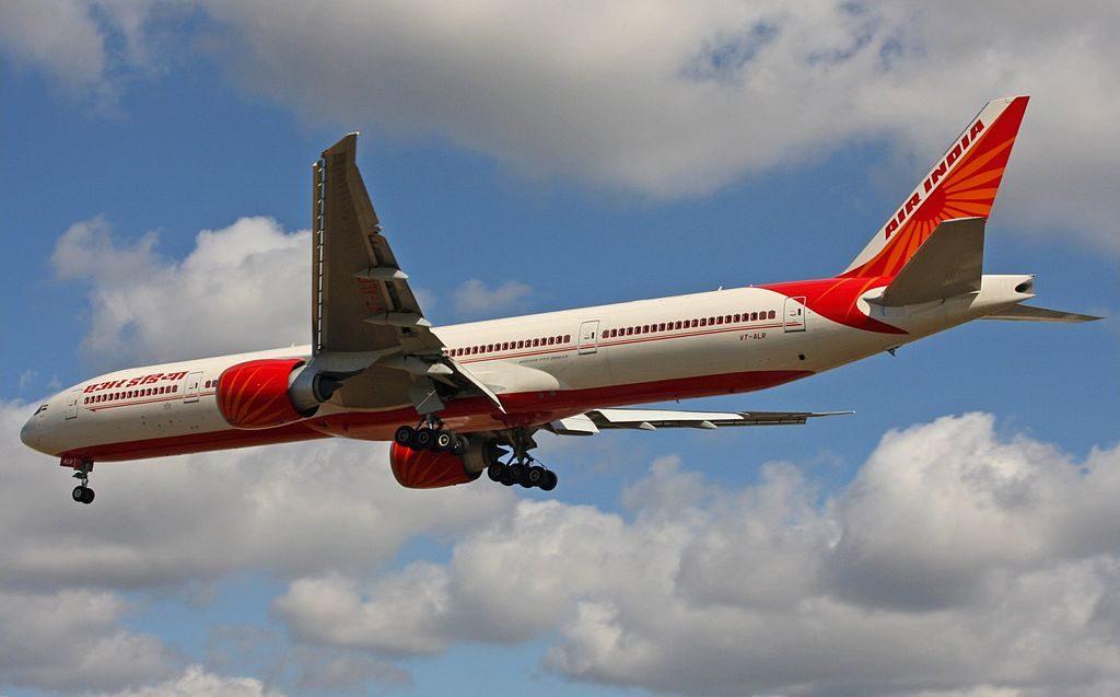 Air India VT ALR Boeing 777 337ER Bihar at London Heathrow Airport