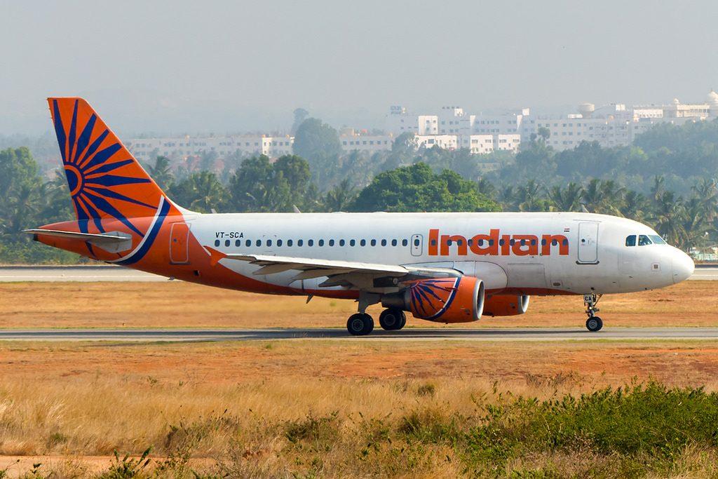 Air India VT SCA Airbus A319 112
