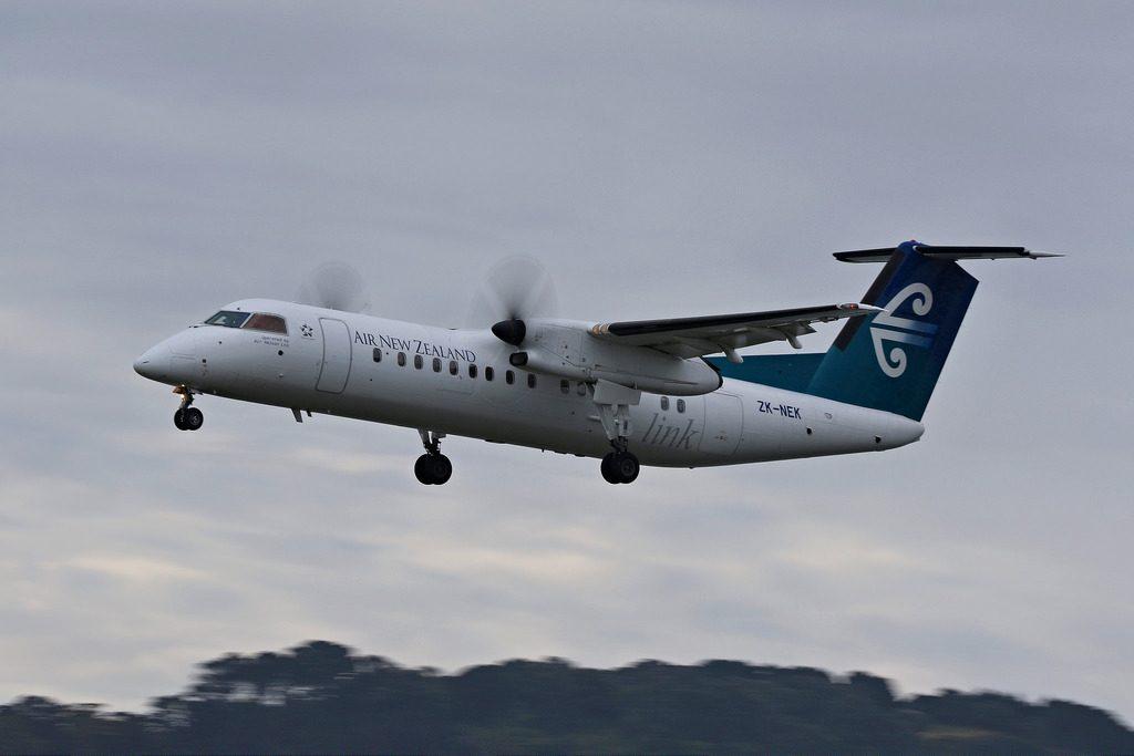 Air New Zealand Link Air Nelson Bombardier Q300 ZK NEK