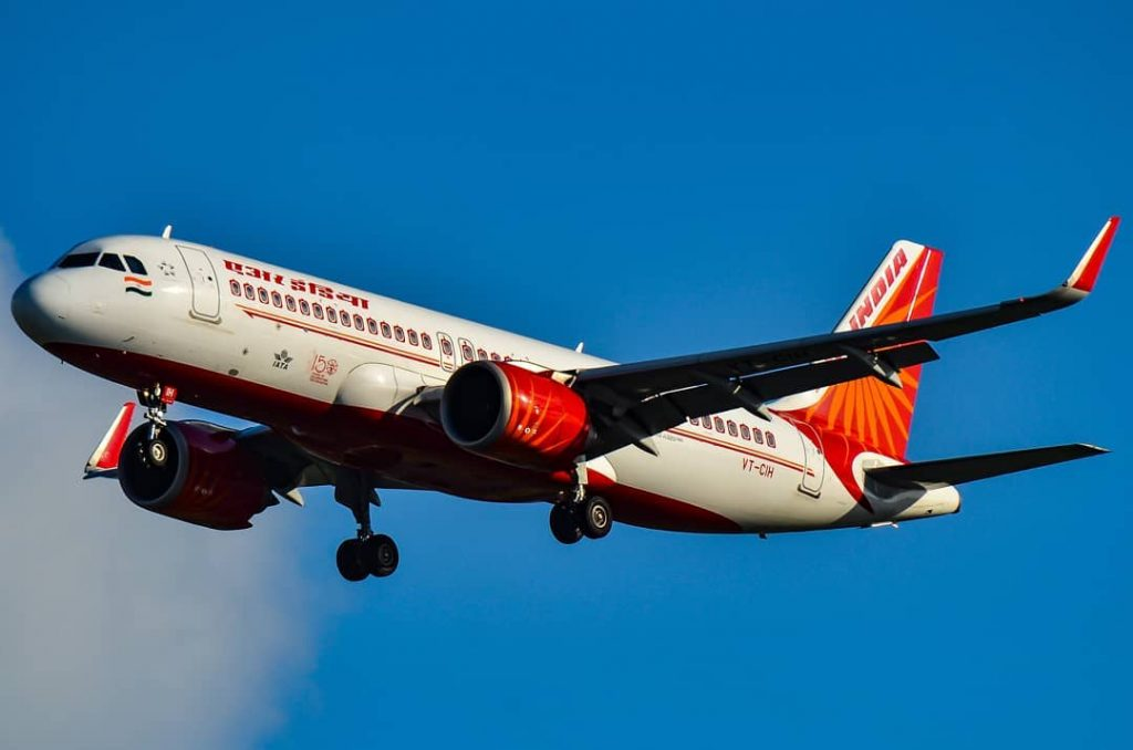Airbus A320 251N Air India VT CIH