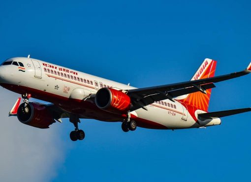 Airbus A320 251N Air India VT CIH