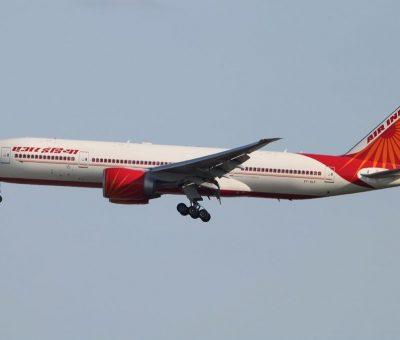 Boeing 777 237LR Air India VT ALF Jharkhand at Frankfurt Airport