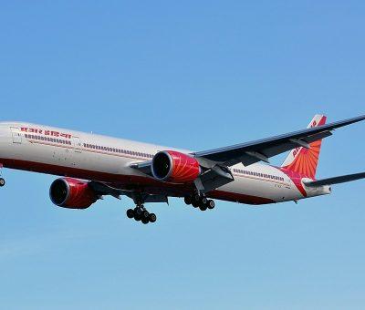 Boeing 777 337ER Air India VT ALK Himachal Pradesh at London Heathrow Airport