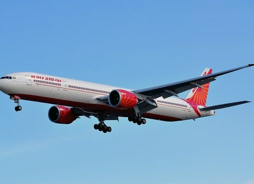 Boeing 777 337ER Air India VT ALK Himachal Pradesh at London Heathrow Airport