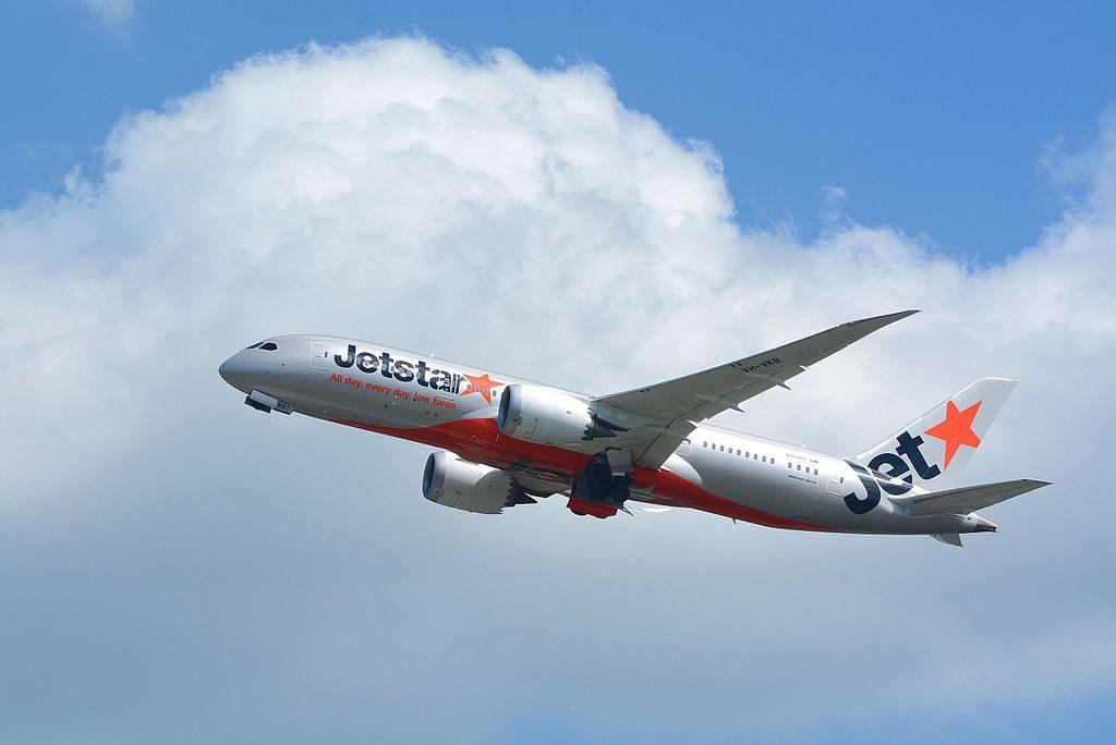 Jetstar Airways Boeing 787 8 Dreamliner VH VKB at Narita International Airport NRT