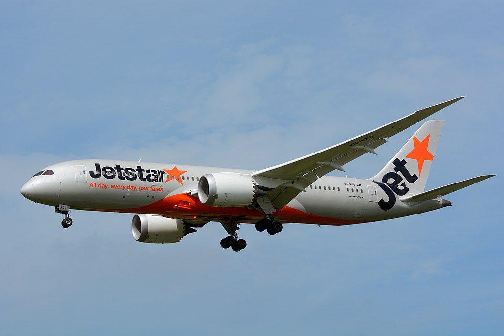 Jetstar Airways Boeing 787 8 Dreamliner VH VKD at Narita International Airport