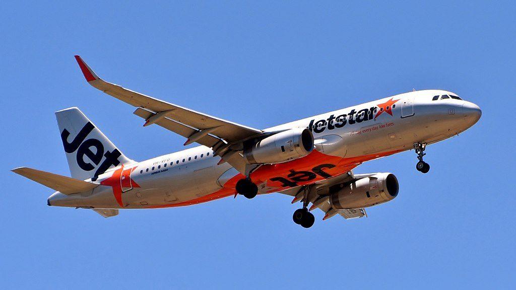 VH VFO Jetstar Airbus A320 232WL VH VFO at Perth Airport
