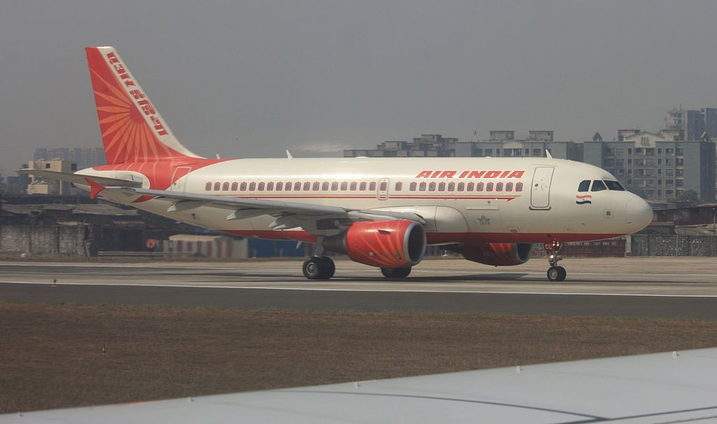 VT SCL Airbus A319 112 cn 3551 Air India at Chhatrapati Shivaji International Airport