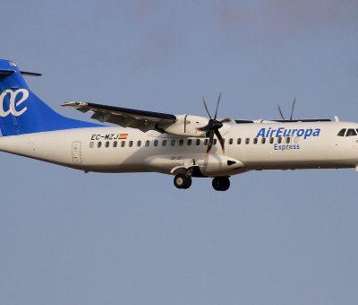 Air Europa Express Aeronova EC MZJ at Palma de Mallorca Airport