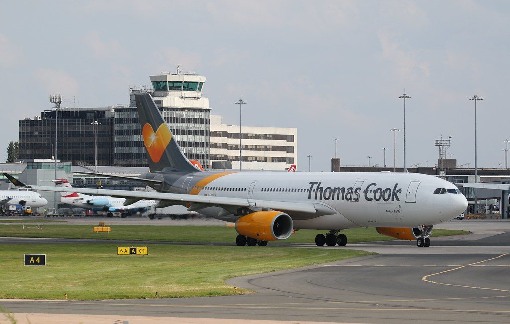 Thomas Cook Airlines Airbus A330 243 G TCXD