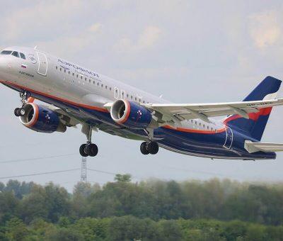 Aeroflot Airbus A320 214WL VP BCE F. Dostoevsky Ф. Достоевский at Düsseldorf Airport
