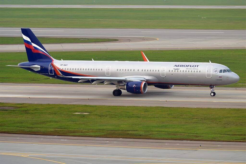 Aeroflot Airbus A321 211WL VP BAY V. Shukshin В. Шукшин at Sheremetyevo International Airport