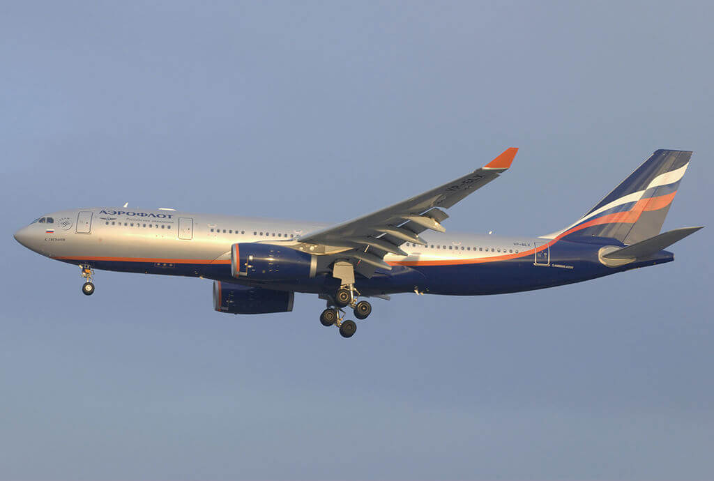 Aeroflot Fleet Airbus A330-200 Details and Pictures ...