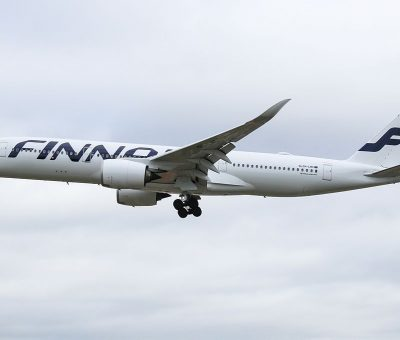 Airbus A350 941 OH LWC Finnair at London Heathrow Airport