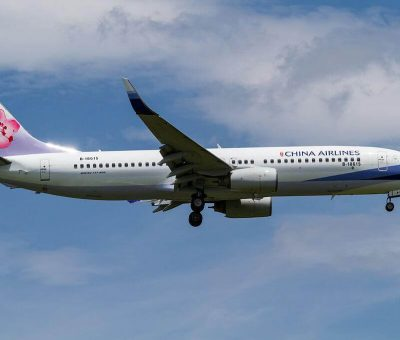 China Airlines Boeing 737 809WL B 18615 at Narita International Airport