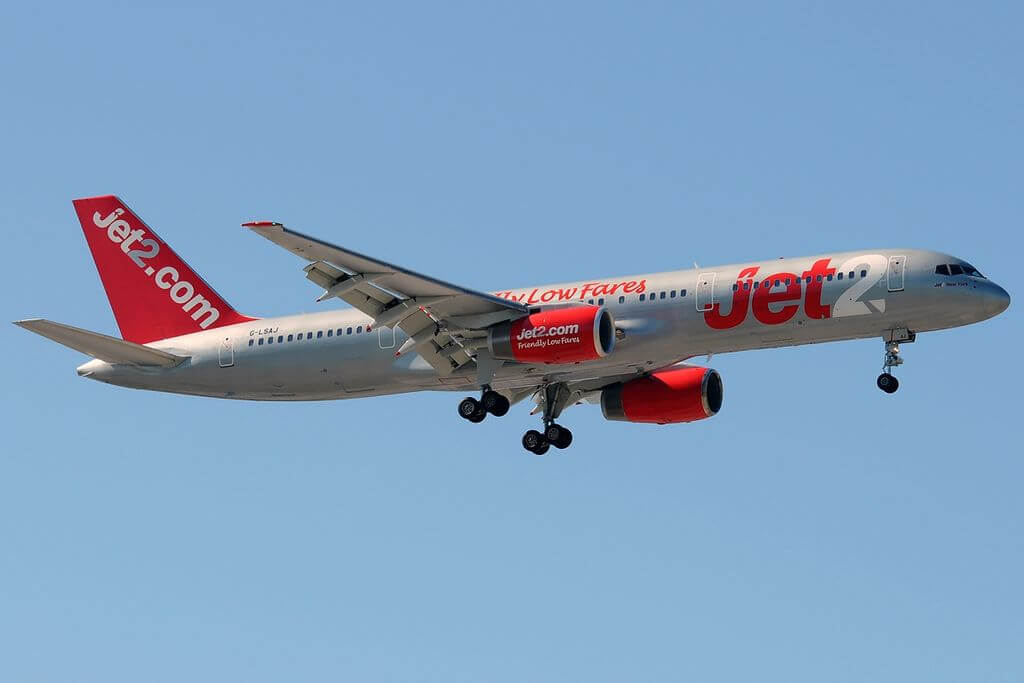 Jet2 Fleet Boeing 757-200 Details and Pictures ...