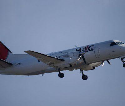 Hokkaido Air System JA03HC Saab 340B at Hakodate Airport