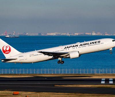 Japan Airlines JAL Boeing 767 346ER JA603J at Tokyo International Airport