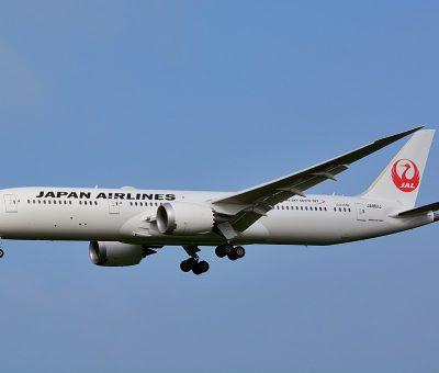 Japan Airlines JAL Boeing 787 9 Dreamliner JA861J at Narita International Airport