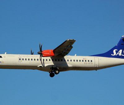 SAS Scandinavian Airlines ATR 72 600 72 212A ES ATD Nordica Skjalm Viking