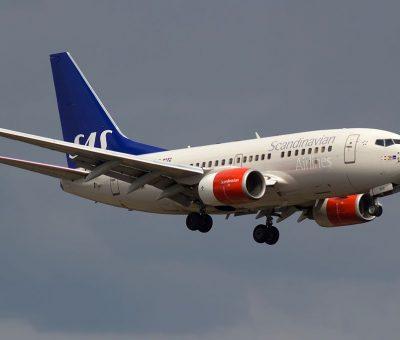 SAS Scandinavian Airlines LN RGK Boeing 737 683 Vile Viking at Stockholm Arlanda Airport
